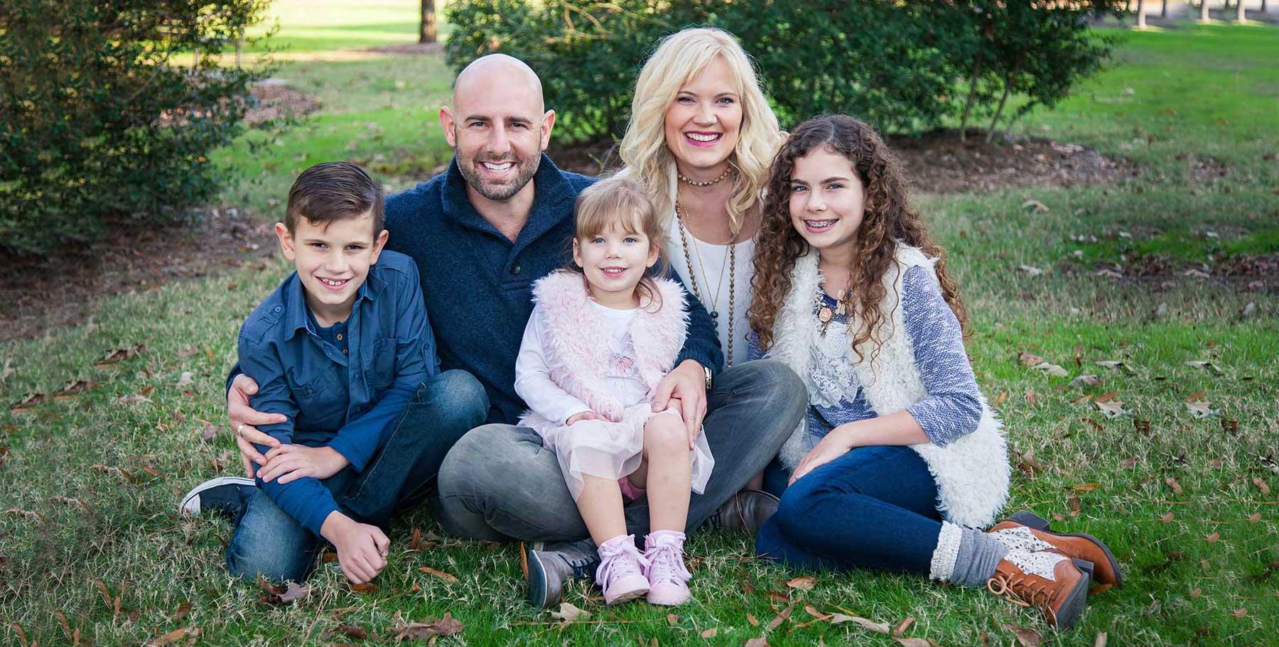 The Mazzapica Family